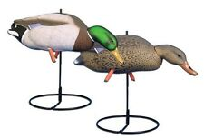 Higdon Magnum Full Body Feeder Mallard Decoys -  Field Mallard Duck Decoys New!