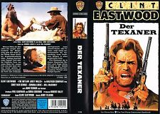 (VHS) Der Texaner - Clint Eastwood, Chief Dan George, Sondra Locke, John Vernon