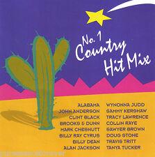 V/A - No. 1 Country Hit Mix (USA 16 Track CD Album)