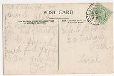 Tunbridge Wells 1905 Postmark on Tunbridge Wells Postcard, A863