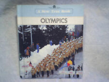 1983 OLYMPICS A New True Book dennis b.fradin lake placid cover history of the