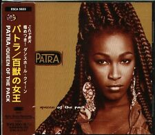 Patra - Queen Of The Pack - Japan CD - 13Tracks OBI