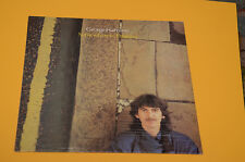 GEORGE HARRISON BEATLES LP SOMEWHERE IN ENGLAND ORIG ITALY 1981 SIGILLATO SEALED