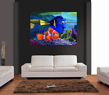 Finding nemo vector giant wall art print picture poster