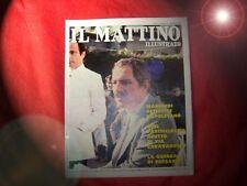 1978 MATTINO ILLUSTRATO - NINO MANFREDI - PERSANO - VIA CARAVAGGIO - SALASSI -