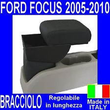 BRACCIOLO FORD FOCUS 05-10-per appoggiabraccio tuning @