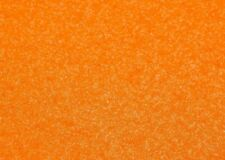 A4 Glitter Card ORANGE Cardstock Premium Quality Low Shed 250gsm Packet of 5