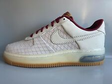 Nike Air Force 1 Supreme Max Air - Grey/Red US 6/EUR 38.5/UK 5.5 (318772 003)
