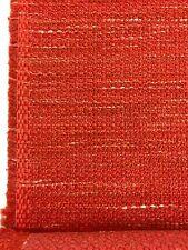 Knoll Rivington in Paprika Modern fabric,W/Nano-Tex 5y28in