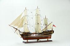 "Whydah Gally Pirate Ship Handmade Wooden Ship Model 36"""