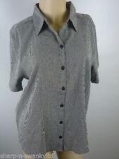 Camisas y polos de hombre de manga corta negro talla M