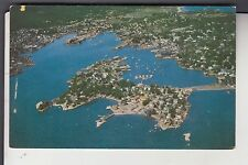 Aerial View Rocky Neck  Cape Ann Mass  MA