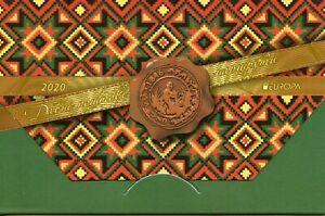 Ukraine Europa Stamps 2020 MNH Ancient Postal Routes Services 1v M/S Booklet