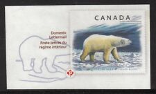VC460 CANADA ~ CUT SQUARE FROM A #10 PRESTAMPED ENVELOPE - UNCANCELLED 'P' STAMP