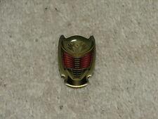 Kamen Rider Ryuga Metal Pin from Masked Rider 10th Anniversary Set! Ultraman