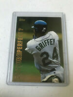 1999 KEN GRIFFEY JR. 🔥PICTURE PERFECT🔥 TOPPS #P1 SEATTLE MARINERS ((HOF))