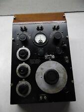 General Radio Impedance Bridge Type 650 A