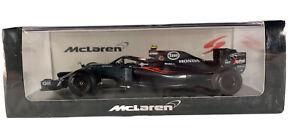 "Spark F1 McLaren Honda Jenson Button MP4-31 ""Halo"" Test Italian GP 2016 1:43"