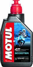 Motul Scooter 4T Oil 10W-40 1 Liter 105937