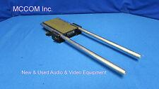 Alan Gordon Enterprises Baseplate w/ 2 15mm Rods for older Arri Film Camera