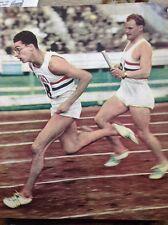 L1-6 Ephemera 1959 Picture Athletics Dave Segal Roy Sandstrom