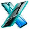 """Cover Custodia Gel Silicone Trasparente Per Xiaomi Redmi Note 8 Pro (4G) 6.53"""""""