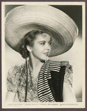 IDA LUPINO The Gay Desperado Sombrero ORIGINAL 1935 Glamour Photo J1268