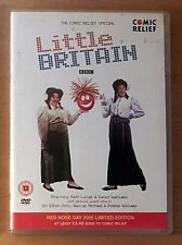 Little Britain - Red Nose Day 2005 Limited Edition DVD