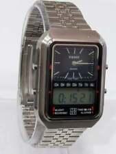 TISSOT F1 TSX4, men's  wristwatch, 33,5 x 44,5 mm,cal 2045 analogue/digital RARE