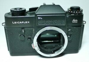 Leica Leicaflex SL Black Gehäuse / Body     ff-shop24