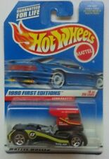 1999 Hot Wheels First Edition Semi-Fast 8/26 (Black/Red Version)