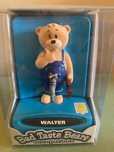 Bad Taste Bears, Walter The Plumber, from the Occupations Bear Range.