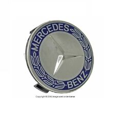For Mercedes W203 A207 R231 X156 Blue Center Hub Cap for Alloy Wheel Factory