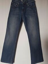 "WOMEN'S JEANS LEVI'S 553 TRADITIONAL FIT STRETCH SIZE 7/25"" LEG 27.5"""