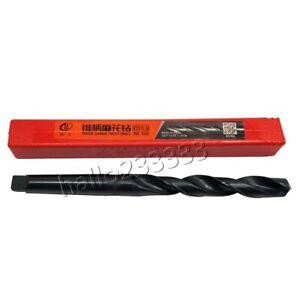 Φ18.5  18.5mm HSS Taper Shank Twist Drill Tool MT Shank Drill Bit Taper shank