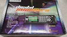 Uniden Digital Bearcat LCD Display Mobile Police Scanner, Model BCD996XT