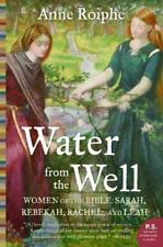 Water from the Well: Women of the Bible: Sarah, Rebekah, Rachel, and Leah (Paper