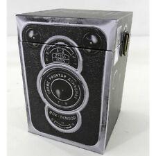 Vintage Style Box Camera Storage Box - Retro Style Box