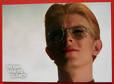 DAVID BOWIE - The Man Who Fell To Earth - PROMO #P1 - Unstoppable Cards 2013
