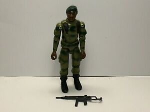 GI Joe 1982 STALKER Straight Arm Complete Action Figure ARAH