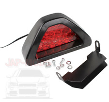 JDM Universal12v Lamp LED Red Rear Fog Light/Pulsar/Glanza/Skyline/Impreza/200SX