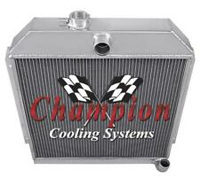 2 Row Performance Champion Radiator for 1949 50 51 1952 Chrysler Town & Country