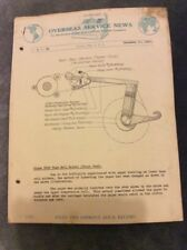 Overseas Service News - National Cash Register Co. - Dec 17 1937