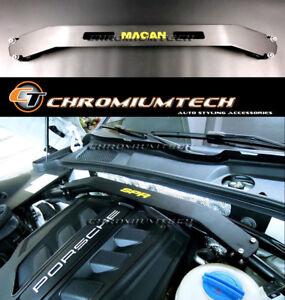 2014-18 MK1 Porsche Macan 95B Front Strut Brace Enhancer Reinforce original bar