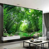 Moody Light Autumn Leaves 3D Full Wall Mural Photo Wallpaper Printed Home Decal