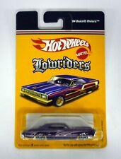 HOT WHEELS '64 BUICK RIVIERA Lowriders Die-Cast Car MOC COMPLETE 2006