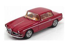"""Alfa Romeo 1900 CSS Coupé Lugano Ghia Aigle """"Red"""" 1957 (KESS 1:43 / KE43000214)"""