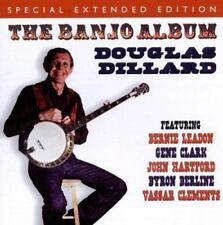 DOUGLAS DILLARD - THE BANJO ALBUM Inc Bonus Tracks (New/Sealed) CD Bluegrass