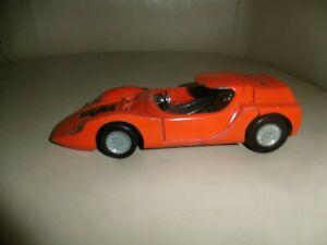 Politoys - M No 575 Alfa Romeo Scarablo, Orange, 1:25, spares/repair