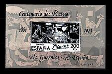 ESPAÑA 1981 2631 HB GUERNICA Picasso 1v.